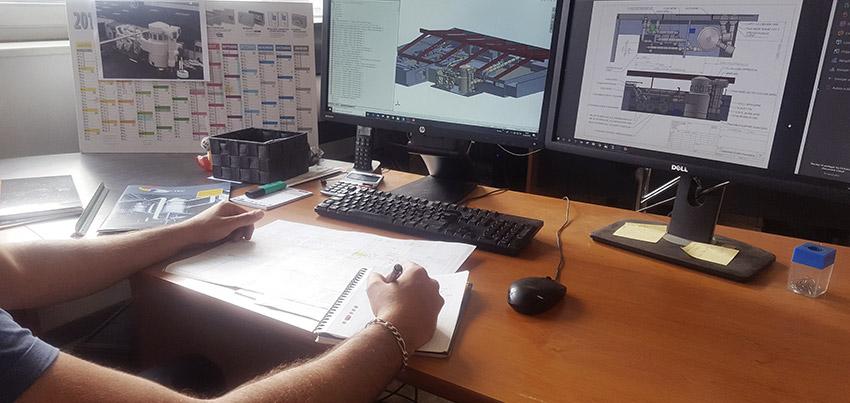 Deftec etude ingenierie