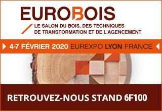 Logo eurobois 2020