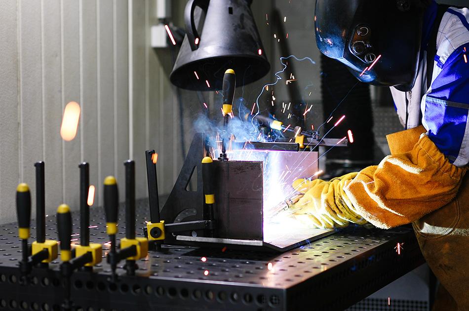 Secteur metallurgie