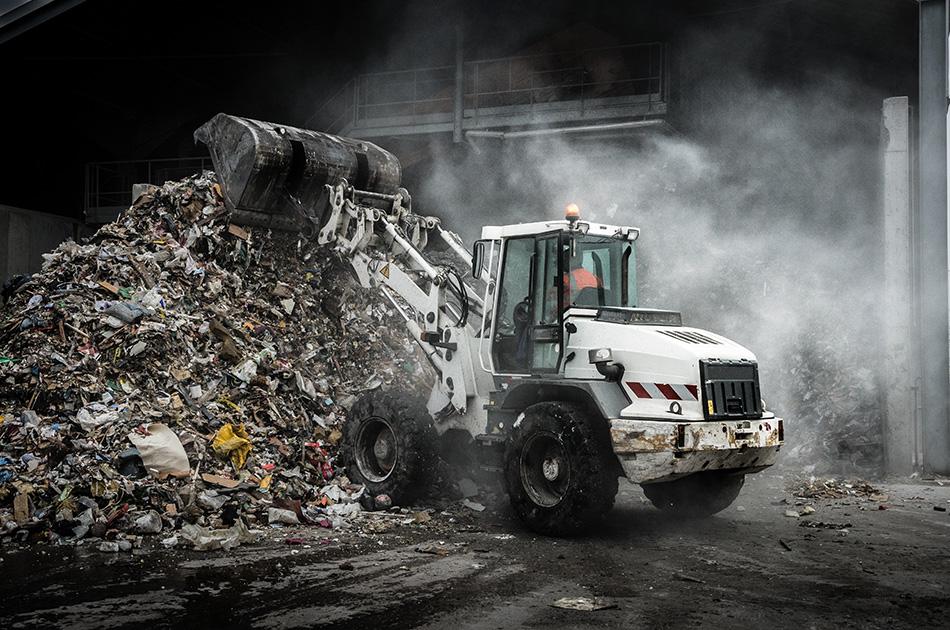 Secteur recyclage
